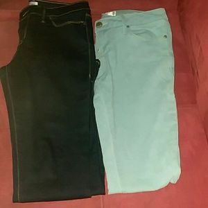 Bundle of skinny jeans
